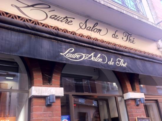 L autre salon de th for L autre salon de the toulouse